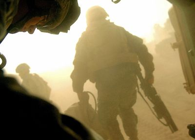 war, military, dust, low-angle shot - desktop wallpaper