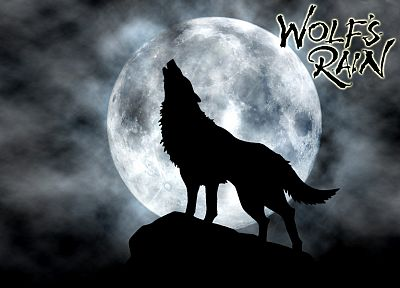 Wolfs Rain, anime - desktop wallpaper