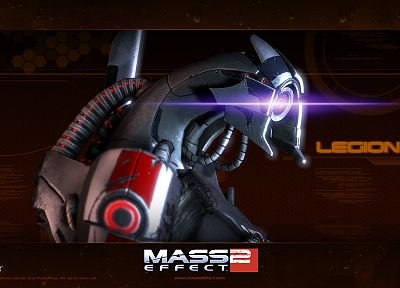 video games, legion, Mass Effect - related desktop wallpaper