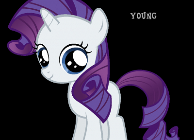 vectors, young, My Little Pony, ponies, Rarity, My Little Pony: Friendship is Magic - random desktop wallpaper