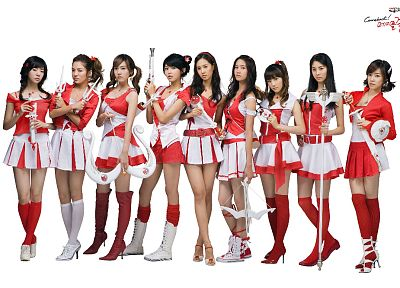 women, Girls Generation SNSD, celebrity, high heels, Korean - related desktop wallpaper