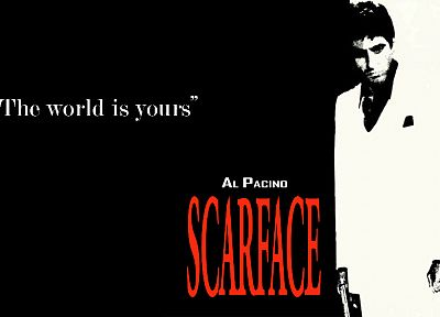 Scarface - random desktop wallpaper