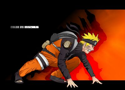 Naruto: Shippuden, shadows, anime, Uzumaki Naruto, Jinchuuriki - related desktop wallpaper