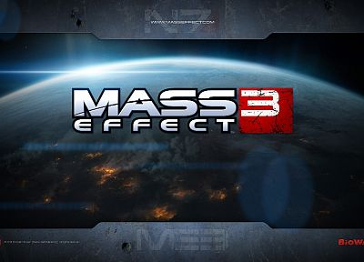outer space, planets, fire, Earth, BioWare, science fiction, N7, Mass Effect 3, Electronic Arts - related desktop wallpaper
