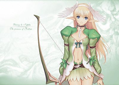 Tony Taka, Shining Tears, Elwing, Shining series - random desktop wallpaper