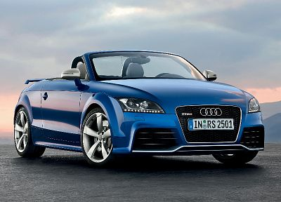 cars, Audi, Audi TT RS, German cars - random desktop wallpaper