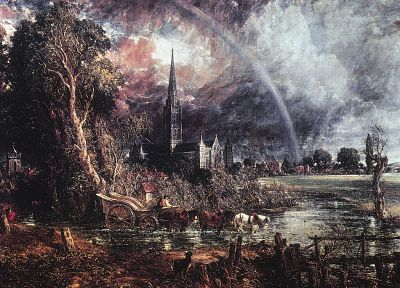 John Constable - random desktop wallpaper