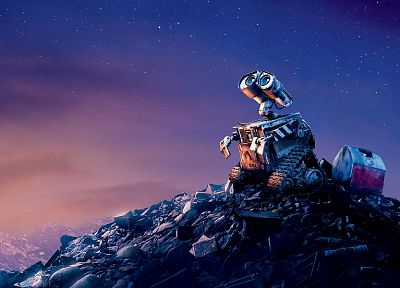 movies, Wall-E - desktop wallpaper