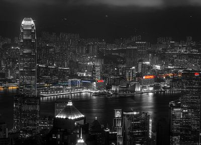 cityscapes, architecture, hands, buildings, Hong Kong - related desktop wallpaper