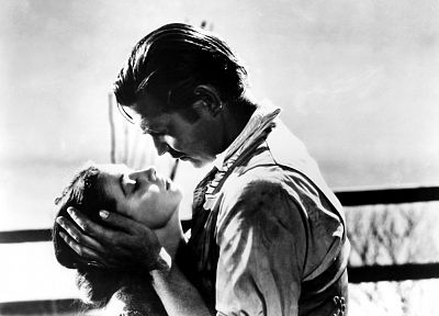 Gone With The Wind, Vivien Leigh, Clark Gable - random desktop wallpaper