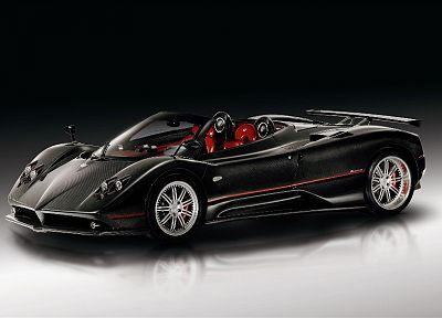 cars, Pagani Zonda, carbon fiber - desktop wallpaper