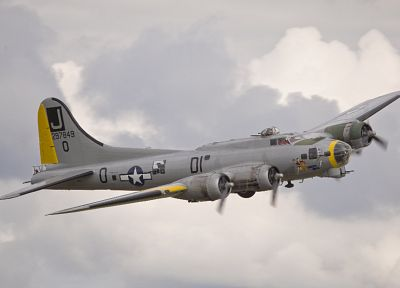 aircraft, military, bomber, B-17 Flying Fortress - related desktop wallpaper