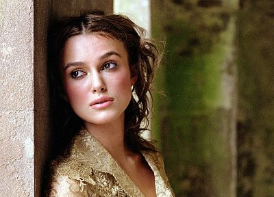 women, actress, Keira Knightley - desktop wallpaper