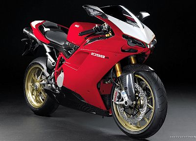 Ducati, vehicles, motorbikes, Ducati 1098R - desktop wallpaper