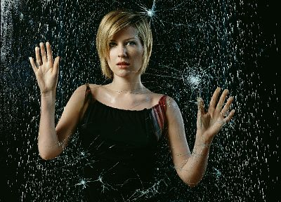 blondes, women, green eyes, singers, Dido (singer) - related desktop wallpaper