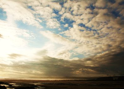clouds, landscapes, horizon, skyscapes - related desktop wallpaper