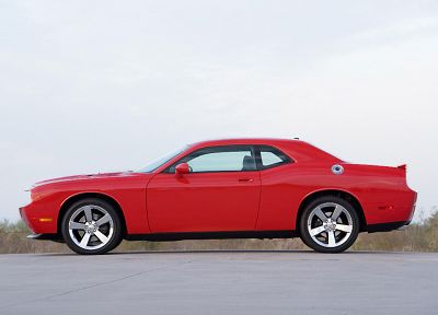 Dodge Challenger, Dodge Challenger RT - random desktop wallpaper