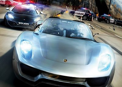 video games, cars, Need for Speed, Need for Speed Hot Pursuit, games - related desktop wallpaper