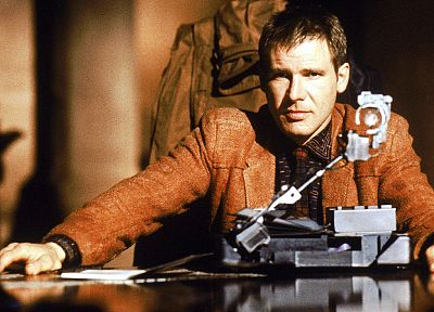 Blade Runner, Harrison Ford - random desktop wallpaper