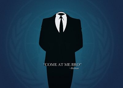 Anonymous - related desktop wallpaper