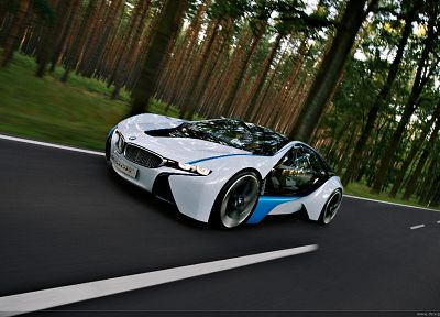 cars, BMW Vision - random desktop wallpaper