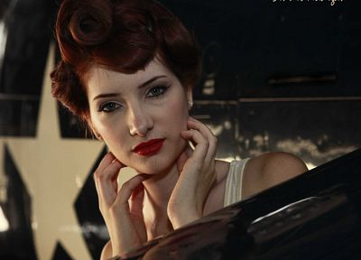 Susan Coffey, pinups - random desktop wallpaper