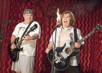 Tenacious D, Jack Black - random desktop wallpaper