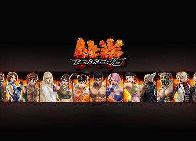 Tekken, Tekken 6 - random desktop wallpaper