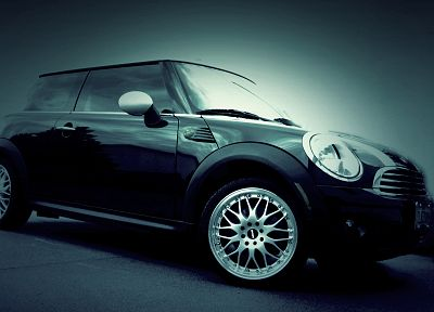 mini cooper - random desktop wallpaper