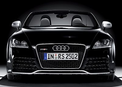 cars, Audi, black cars, German cars - random desktop wallpaper