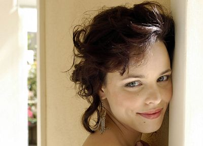 women, Rachel McAdams - random desktop wallpaper