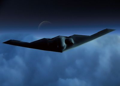 aircraft, military, stealth bomber, planes, B-2 Spirit - desktop wallpaper