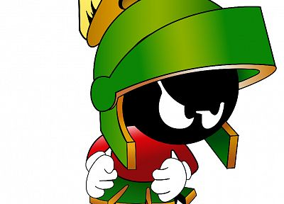 Looney Tunes, Marvin the Martian - random desktop wallpaper
