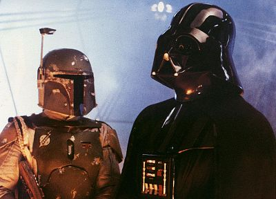Star Wars, movies, Darth Vader, Boba Fett - related desktop wallpaper