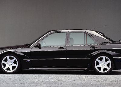 cars, 190E Cosworth, Mercedes-Benz - random desktop wallpaper