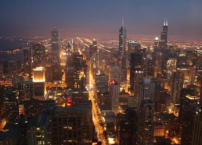 cityscapes, Chicago - related desktop wallpaper