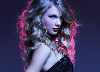 blondes, women, Taylor Swift, celebrity, singers - desktop wallpaper