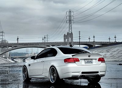 BMW, cityscapes, cars - random desktop wallpaper