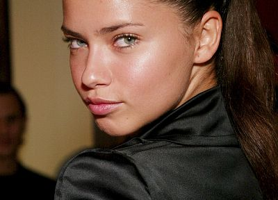 Adriana Lima, faces - random desktop wallpaper