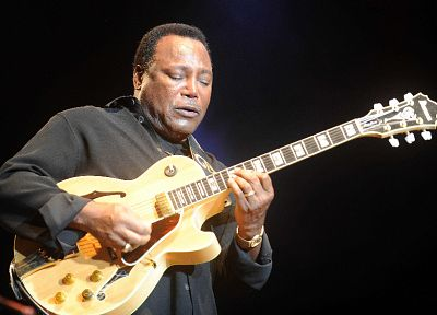George Benson - random desktop wallpaper