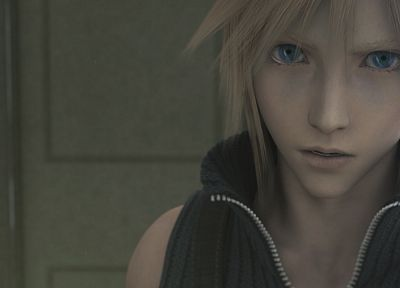 Final Fantasy VII Advent Children, Cloud Strife - random desktop wallpaper