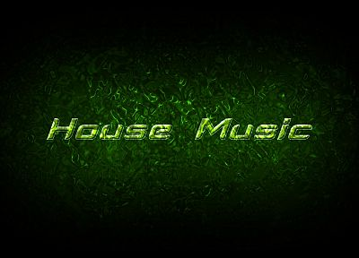 green, abstract, music, house music - related desktop wallpaper