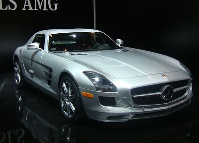 cars, AMG, vehicles, Mercedes-Benz SLS AMG, Mercedes-Benz, German cars - desktop wallpaper