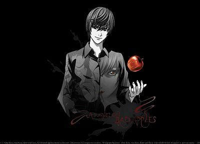 Death Note - related desktop wallpaper