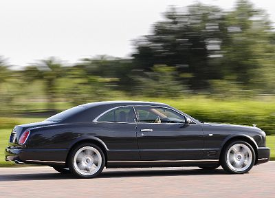 cars, Bentley Brooklands - desktop wallpaper