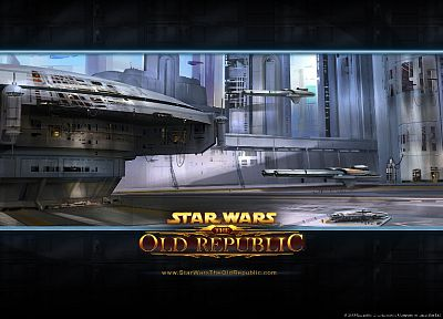 Star Wars, video games, republic, old - related desktop wallpaper