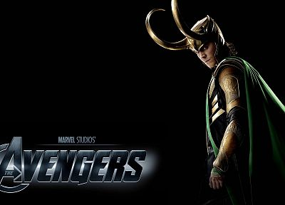 The Avengers, Loki, Tom Hiddleston, The Avengers (movie), Loki Laufeyson - random desktop wallpaper