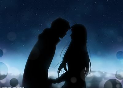 Kimi ni Todoke, Kuronuma Sawako, Kazehaya Shota - related desktop wallpaper