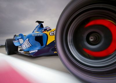 cars, Formula One, vehicles, Renault cars - desktop wallpaper