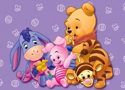 bears, Winnie the Pooh - desktop wallpaper